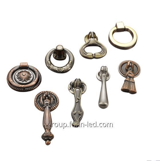 Купить Мебельные комплектующие фурнитура мебельные ручки кольцо Китай