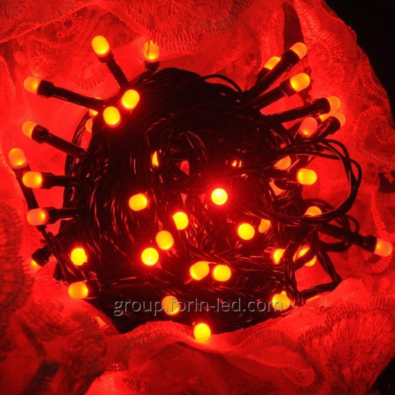 LED Festoon LED Light Resistant 220V 10M 100LED China