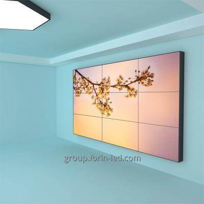 49 inch Media advertisements exhibition splicing screen HD lcd video walll