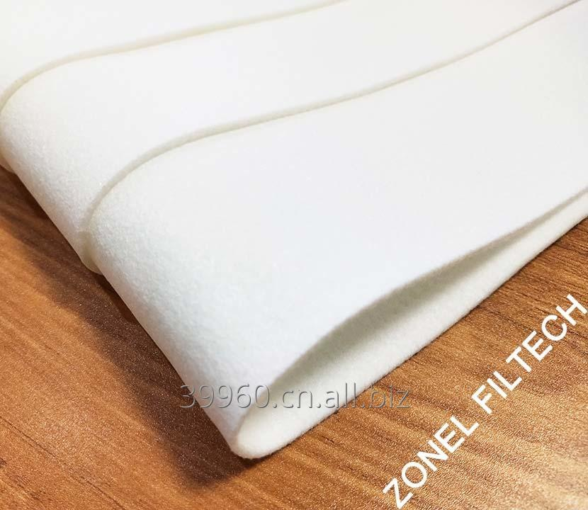 Купить Полиэстерная игольчатая фильтровальная ткань для производства мешков для пыли