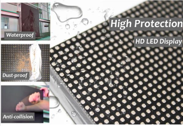 Buy  P3 GOB indoor LED screen waterproof, dust-proof, anti-collision