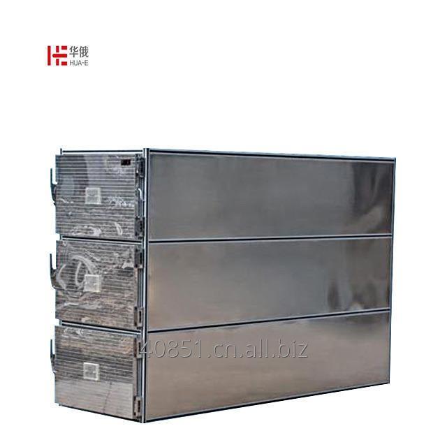 Buy Stainless steel 201 Mortuary 3 bodies refrigerator freezer