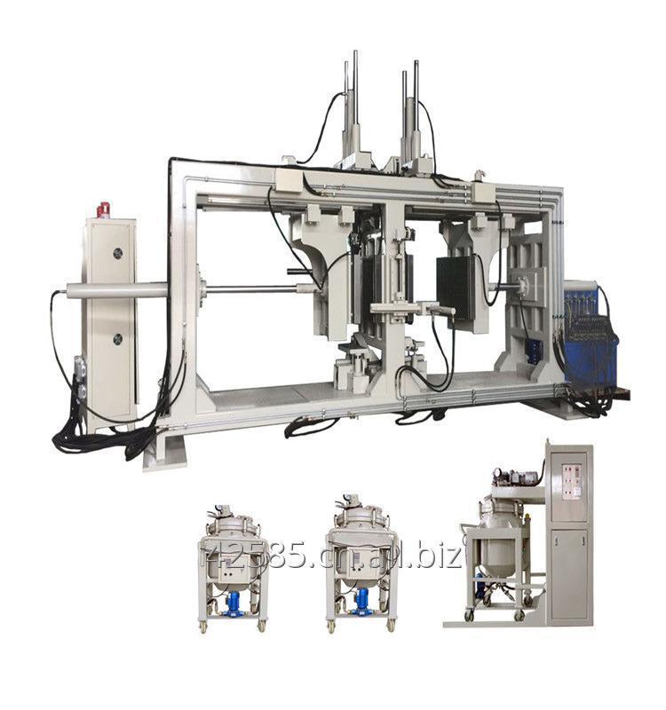 Buy CT, PT, Insulator Automatic Pressure Gelate Hydraulic insulator clamping machine