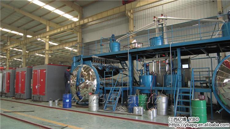 Buy Dry-type Transformer Automatic Epoxy Resin Vacuum Casting Equipment