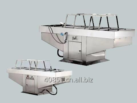 Buy Embalming table autopsy equipment autopsy table