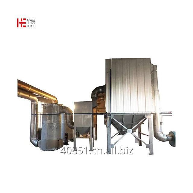 Buy Air Emission Treatment System odor control system oil dust purifier electrostatic smoke extractor esp filter