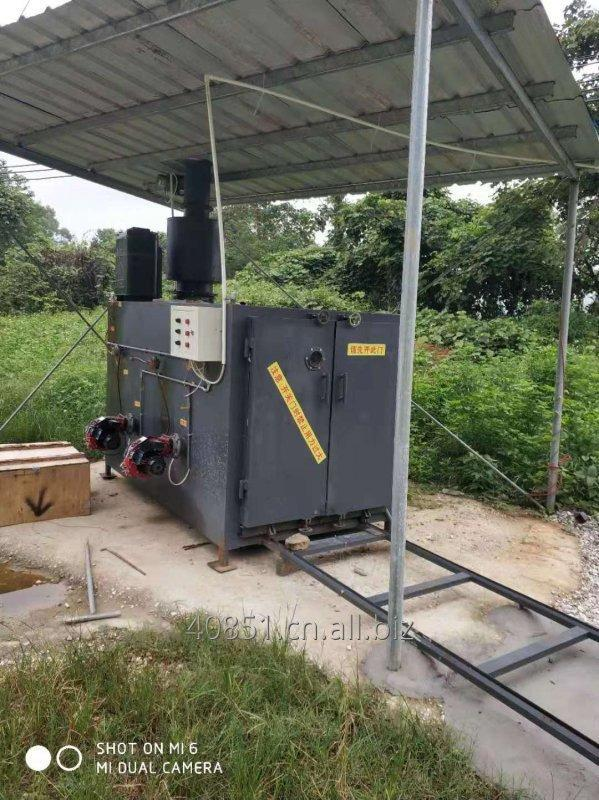 Buy Industrial use small waste Incinerator for Hospital garbage medical waste treatment