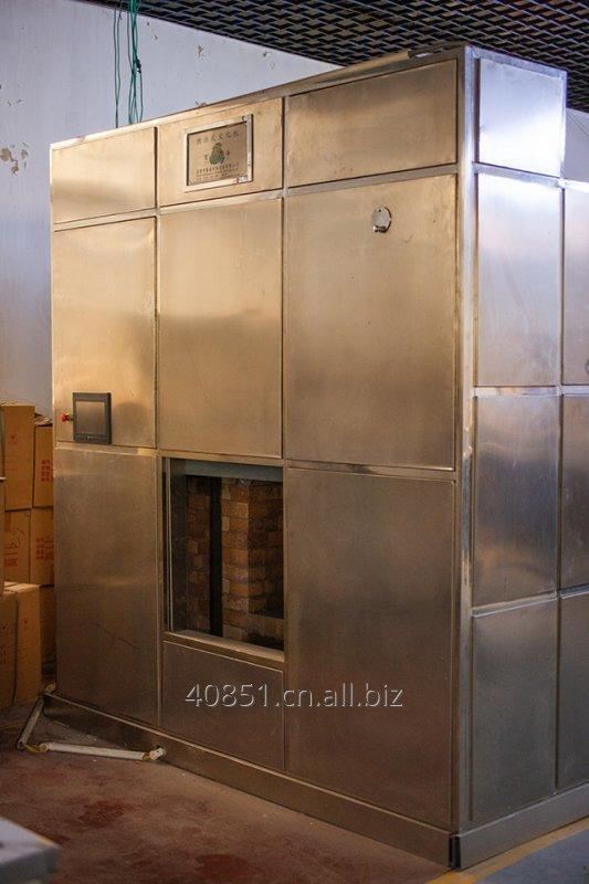 Buy HH2000 Crematorium Cremation Machine Diesel Fired Human Crematory Oven Incinerator