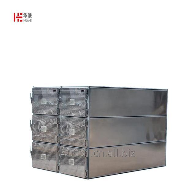 Buy Medical Cheap Price High Quality Stainless steel 201 6 bodies mortuary equipment morgue freezer