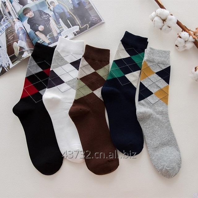 购买 Men Business Socks