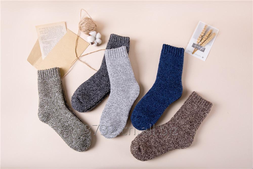 购买 Mens Thick Socks