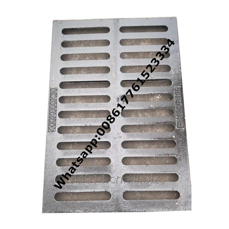 Buy Cast Iron Water Drain Gully Grating