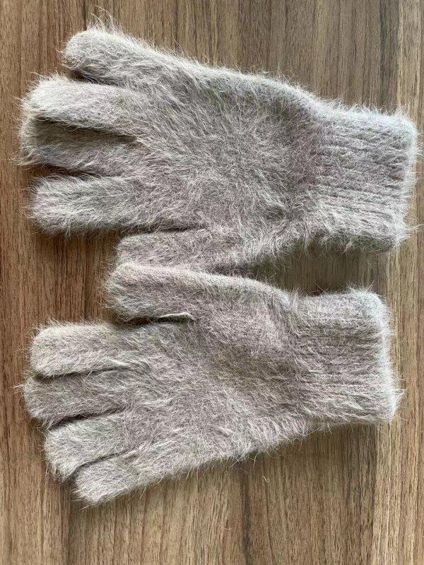 Kup teď Rukavice z králičích vlasů