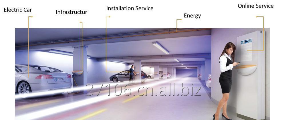 Buy Electricity petrol station