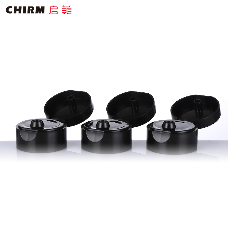 Buy Factory directly supply flip top screw cap 28/410, flip top cap for toothpast tube