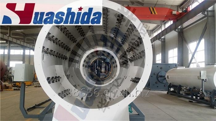 Buy HDPE jacket pipe extrusion line 655-1200mm