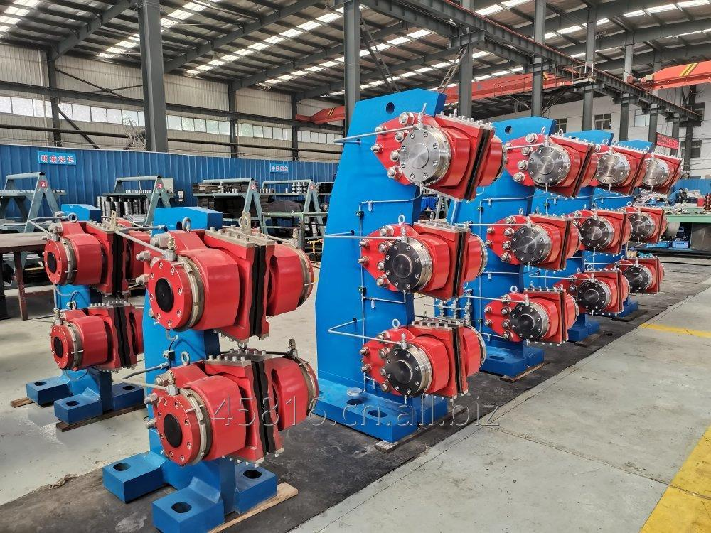 Buy Improved safety hoist disc brake system for industrial and mining