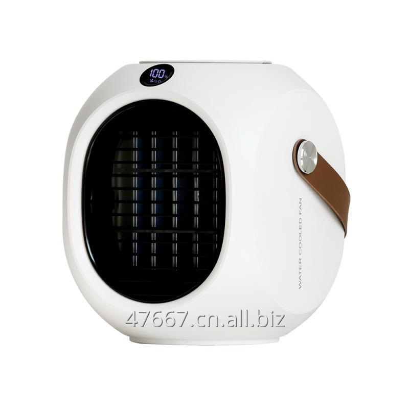 Купить Настольный вентилятор водяного охлаждения 3 в 1 с теплым светом