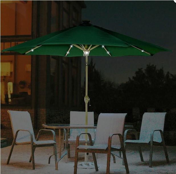 Buy 太阳能庭院伞