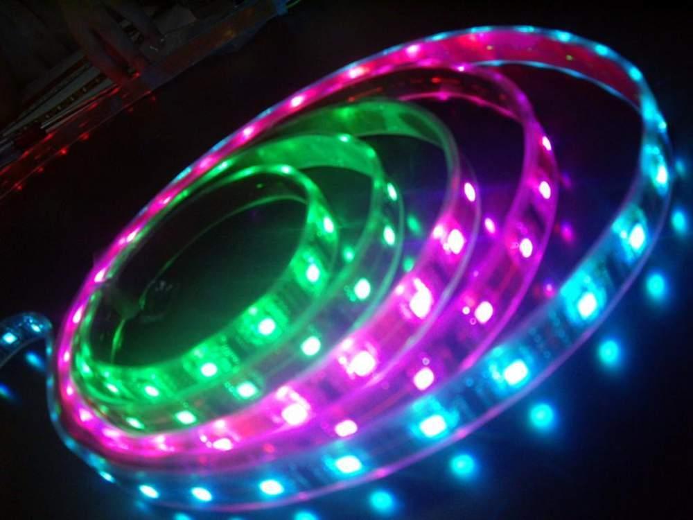 Buy 5050RGB60灯软灯条