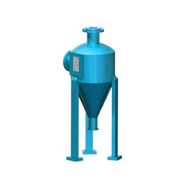 旋流除砂器工作原理;