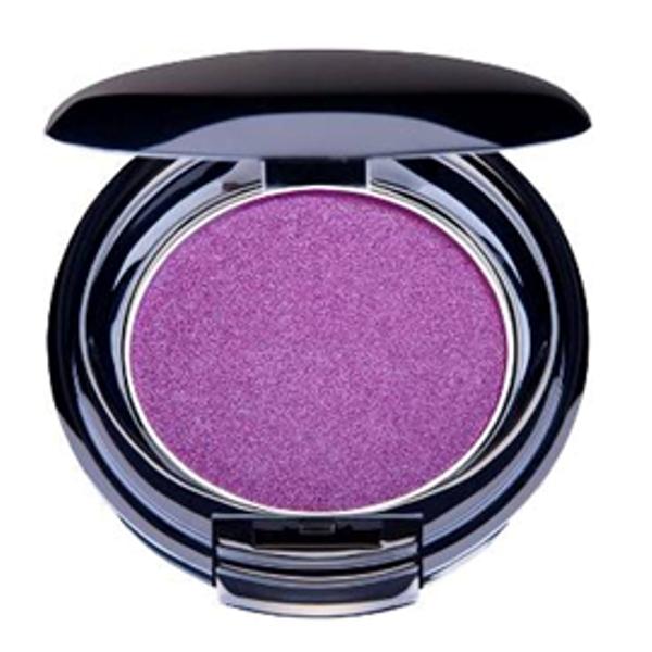紫色眼影的画法图解