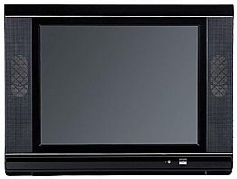 康佳21寸彩色超平电视机