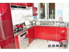 Buy 家用不锈钢整体橱柜 高档纯不锈钢橱柜 欧琳娜橱柜