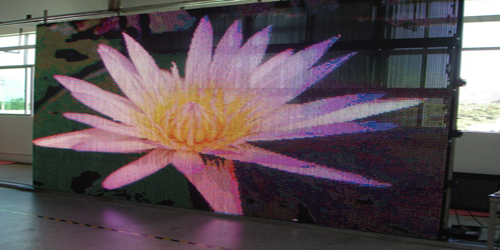 Buy LED mesh display