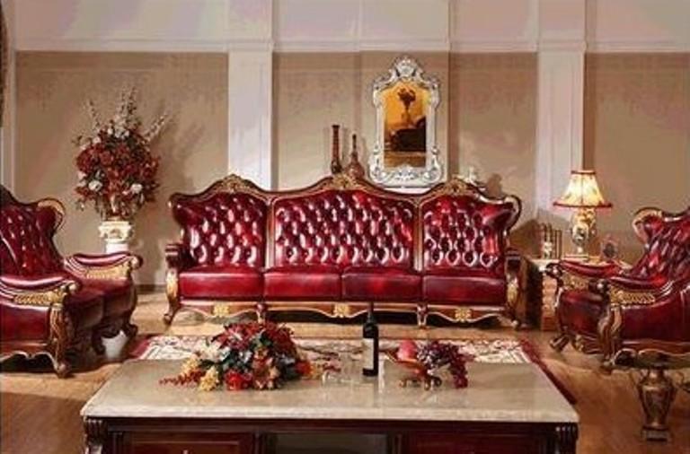 浪度欧式沙发图片