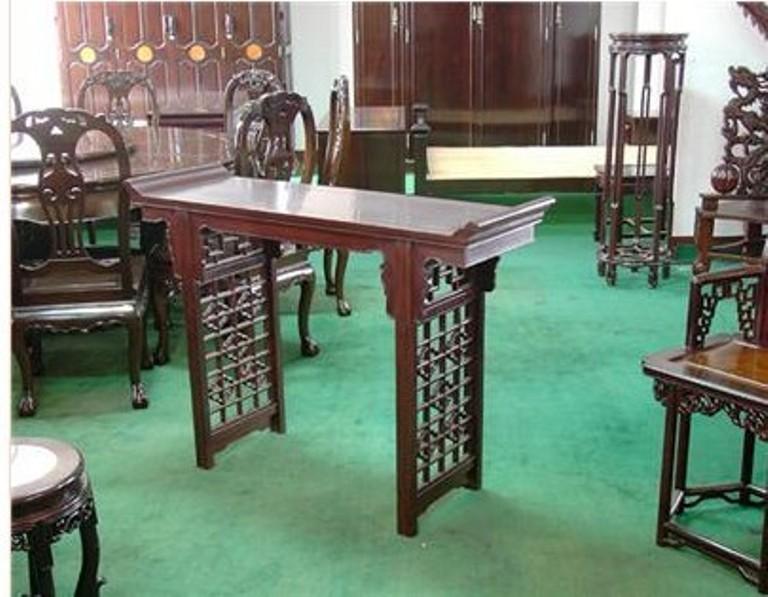 从北京灵恩红木家具厂