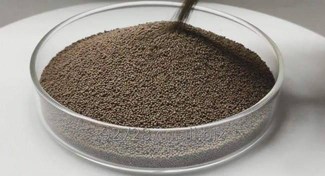 Free dust emery sand