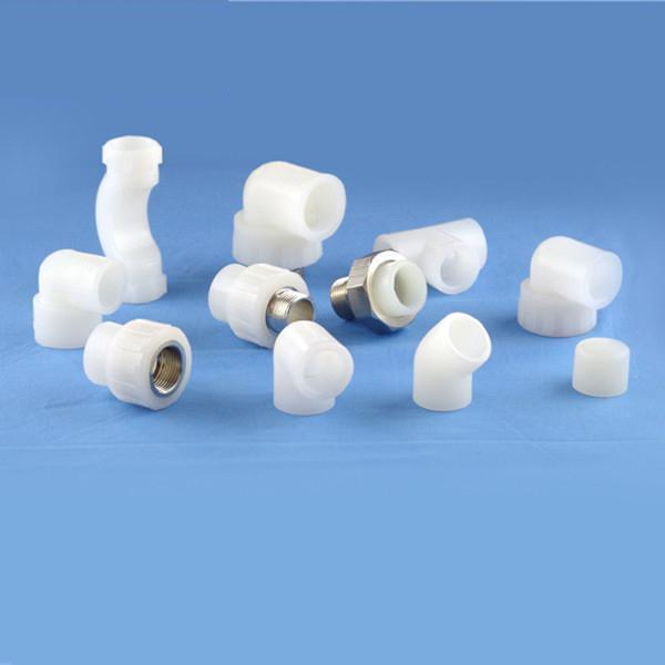 PE-RT heat-resistant pipes and fittings