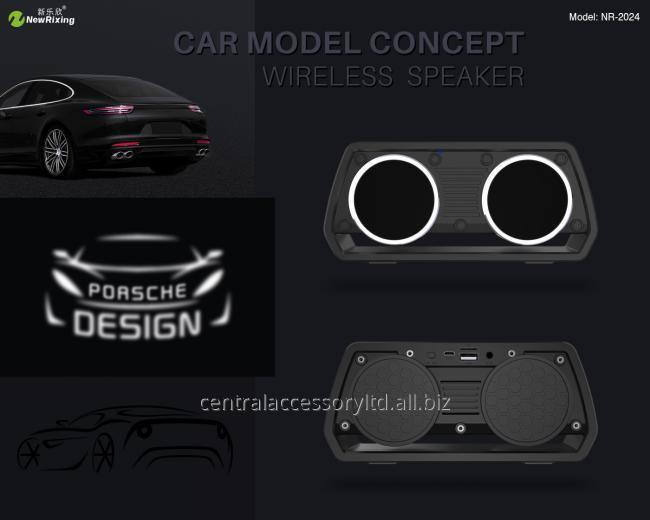 NewRixing NR-2024 Portable mini speaker