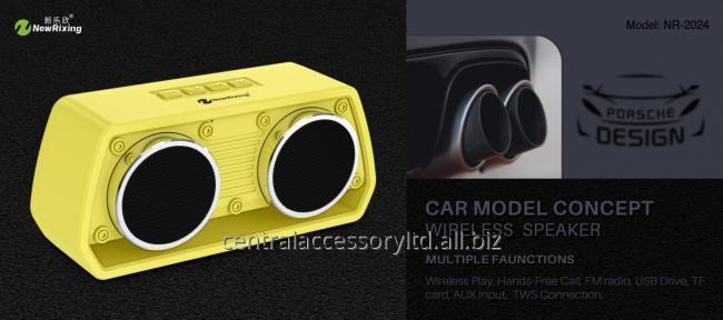 Wireless Speakers Manufacturer