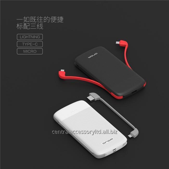 Portable Power Bank Exporter