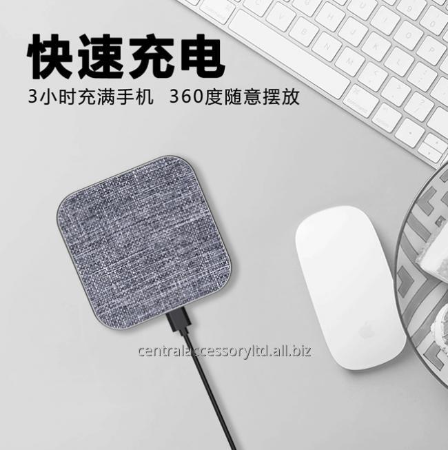 Быстрый USB Беспроводное зарядное устройство Поставщик