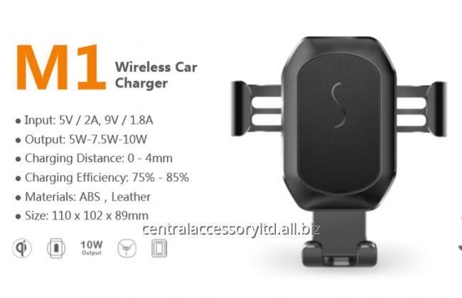 Wireless Car Charging Mount