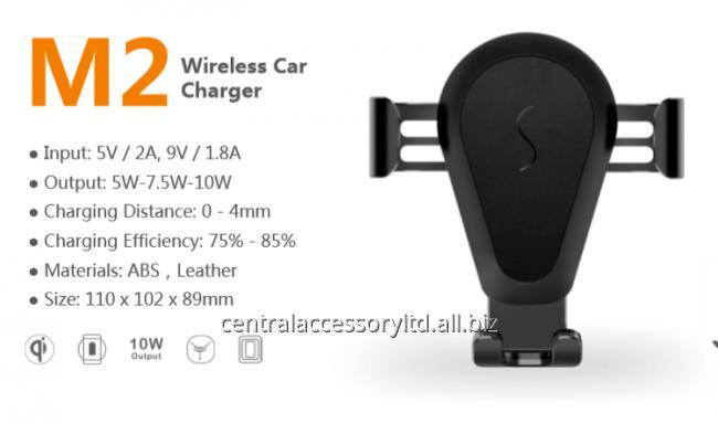 wireless phone Car charger Mat