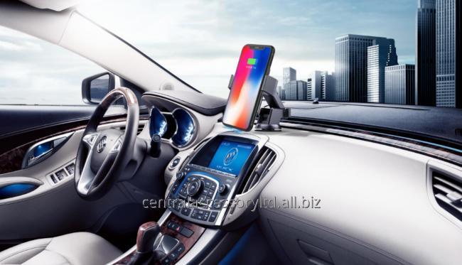 phone charging pad for car