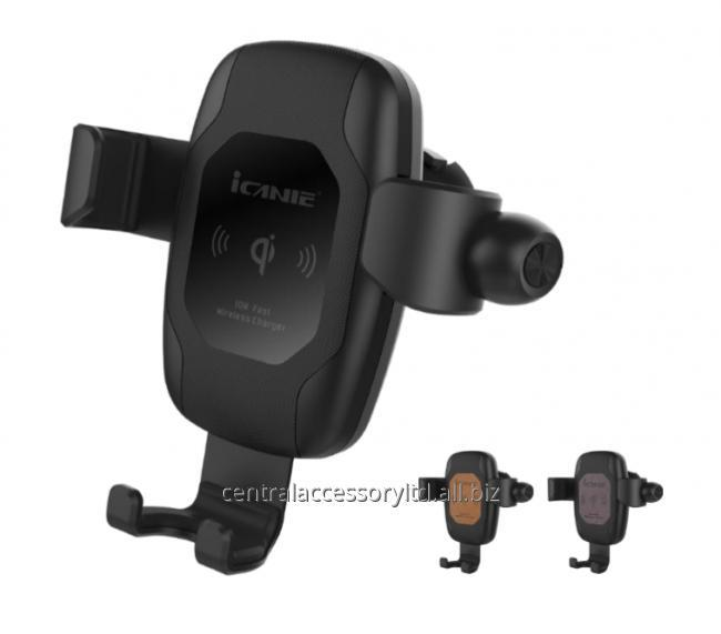 iCanle-M6 car phone holder charger