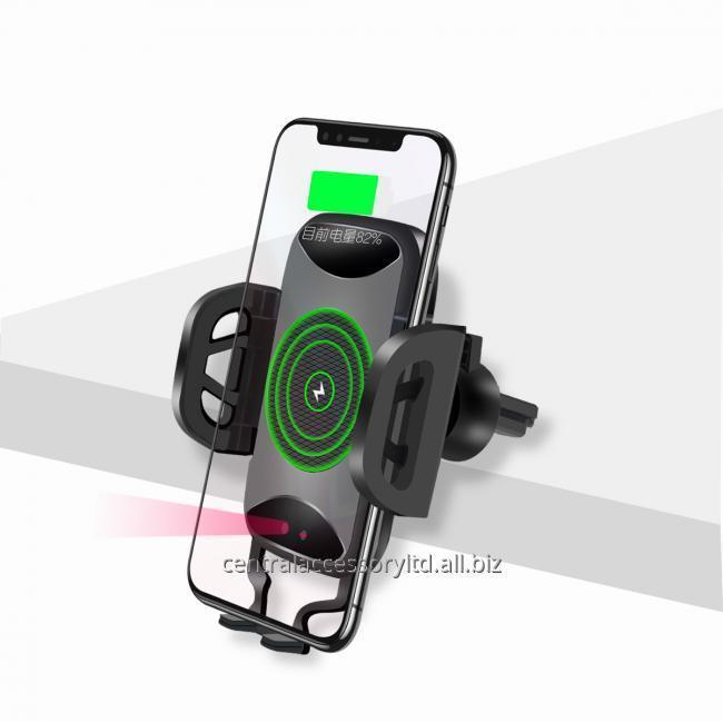 Fast Wireless Car Charger Pad