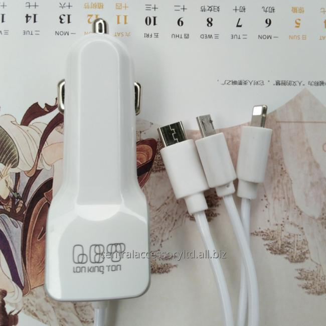 LKT-827A+ Quick Car Charger Adapter Factory