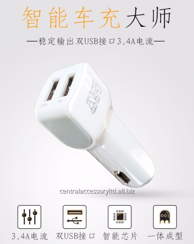 LKT-827 Fast USB Car Charger