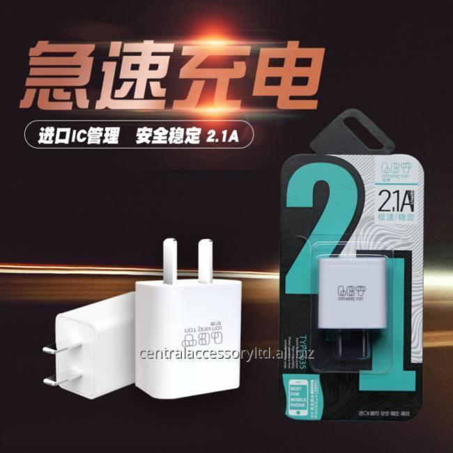 LKT-635 Mobile phone Wired Wall Charger