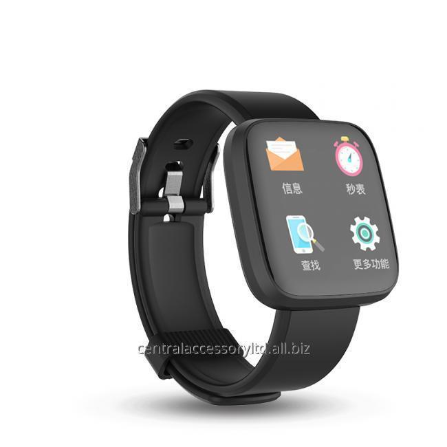 TOLEDA-TLWT8 fitness tracker with smart alarm