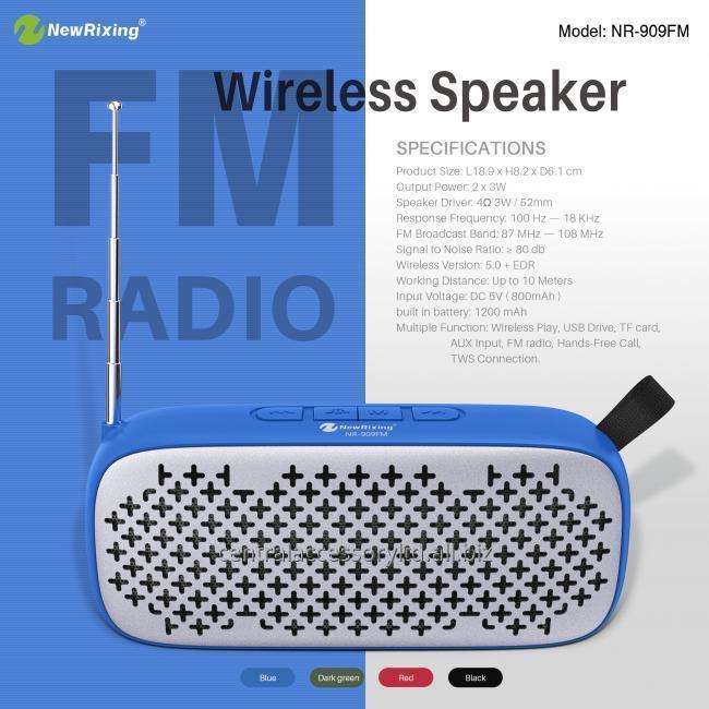 NewRixing NR-909FM