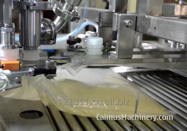 Bag Filling of Bag-in-Box Filling Machine