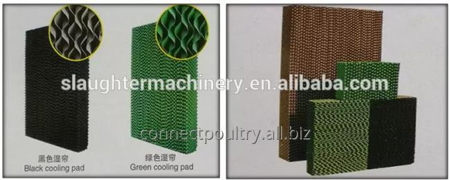 broiler hose cooling pads