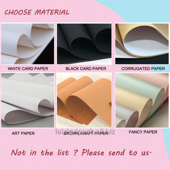 box material choose